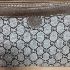 Gucci Bags - New GUCCI PLUS VINTAGE monogram hand bag mini